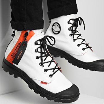 Palladium - Boots Pampa Unlocked 77239 Star White