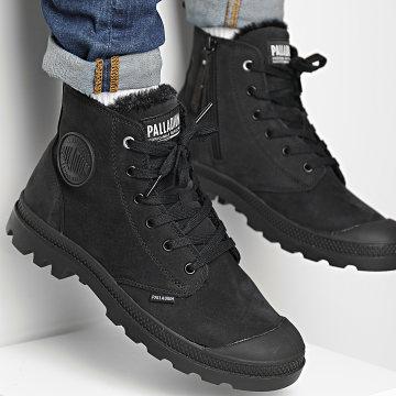 Palladium - Boots Pampa Hi Zip WL 05982 Black Black