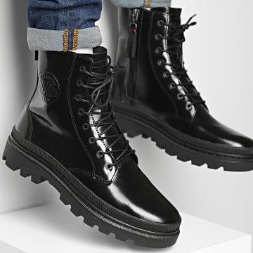 Palladium - Boots Pallatrooper Off-1 77204 Black Black