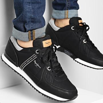 Pepe Jeans - Baskets Tinker Road PMS30771 Black