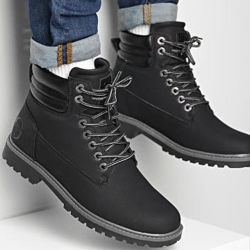 Sergio Tacchini - Boots Elbrus NBX STM121001 Black