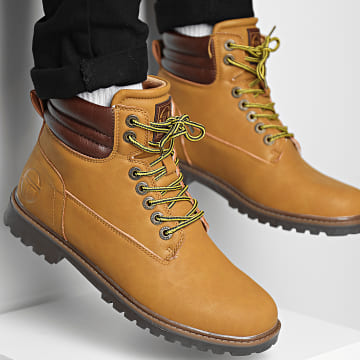 Sergio Tacchini - Boots Elbrus NBX STM121001 Tan Brown