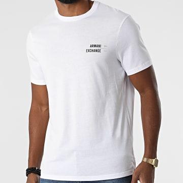 Armani Exchange - Tee Shirt 6KZTFE-ZJH4Z Blanc
