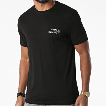 Armani Exchange - Tee Shirt 6KZTFE-ZJH4Z Noir