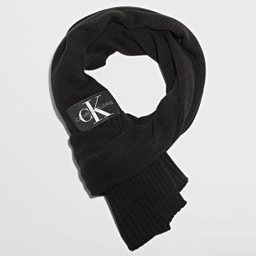 Calvin Klein - Echarpe Knitted Basic 8130 Noir