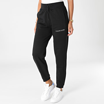Calvin Klein - Pantalon Jogging Femme 1P608 Noir
