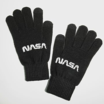 Mister Tee - Gants NASA Noir
