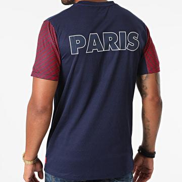 PSG - Tee Shirt P14727 Bleu Marine
