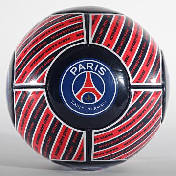 PSG - Ballon De Foot P14209 Rouge