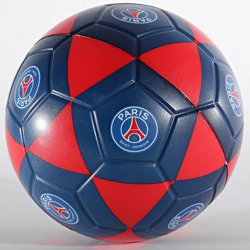 PSG - Ballon En Mousse P13562 Bleu Marine Rouge