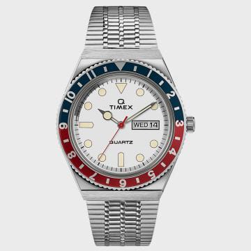 Timex - Montre Q Timex Reissue TW2U612007U Alu