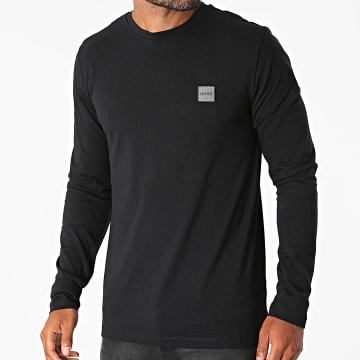 BOSS - Tee Shirt Manches Longues 50462772 Noir