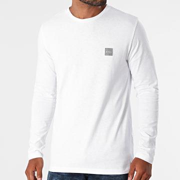 BOSS - Tee Shirt Manches Longues 50462772 Blanc