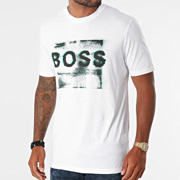 BOSS - Tee Shirt 50460579 Blanc