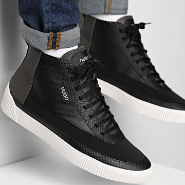 HUGO - Baskets Montantes Zero Hito 50459634 Black