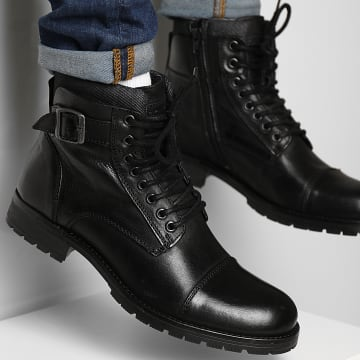 Jack And Jones - Boots Albany Anthracite