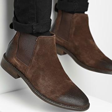 Blend - Chelsea Boots 20711349 Marron