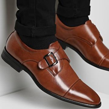 Classic Series - Chaussures U6763 Cognac