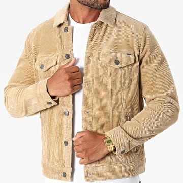 Only And Sons - Veste Coin Life Beige