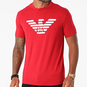 Emporio Armani - Tee Shirt 8N1TN5-1JPZZ Rouge