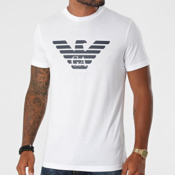 Emporio Armani - Tee Shirt 8N1TN5-1JPZZ Blanc
