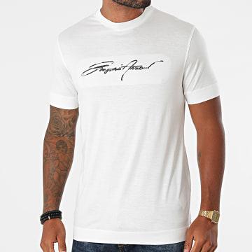 Emporio Armani - Tee Shirt 6K1T78-1JUVZ Ecru