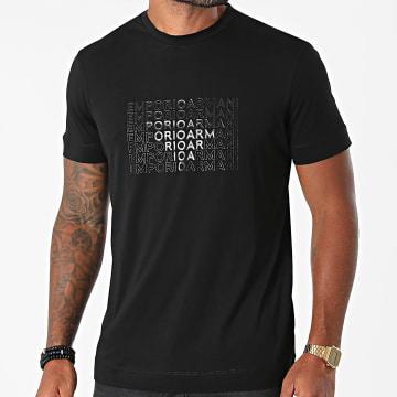 Emporio Armani - Tee Shirt 6K1TA5-1JPZZ Noir