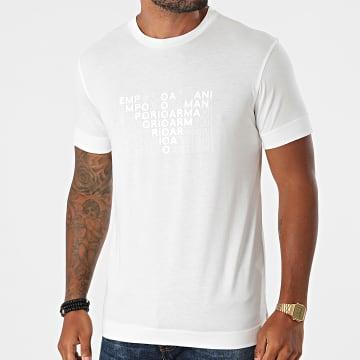 Emporio Armani - Tee Shirt 6K1TA5-1JPZZ Ecru