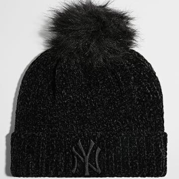 New Era - Bonnet Femme Winterized 60081352 New York Yankees Noir