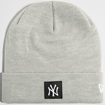 New Era - Bonnet Team Cuff 60141871 New York Yankees Gris Chiné