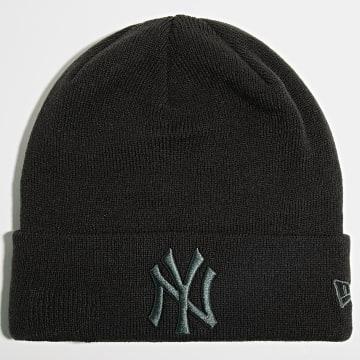 New Era - Bonnet League Essential Cuff 60141714 New York Yankees Noir Vert