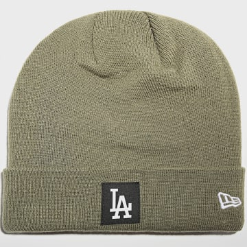 New Era - Bonnet Team Cuff 60141876 Los Angeles Dodgers Vert Kaki