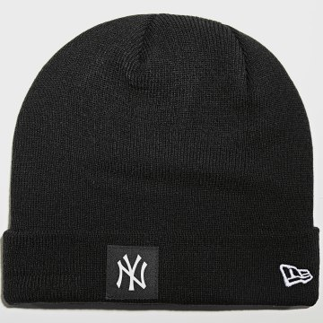 New Era - Bonnet Team Cuff 60141871 New York Yankees Noir