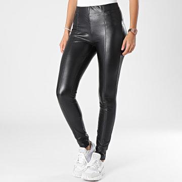 Only - Legging Femme Jessie Noir