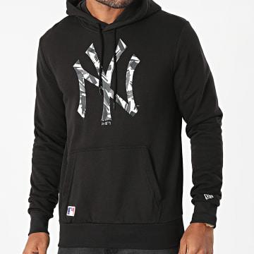 New Era - Sweat Capuche New York Yankees 12827258 Noir