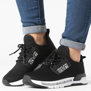 Versace Jeans Couture - Baskets Femme Fondo Dynamic 71VA3SA5-ZS018 Black