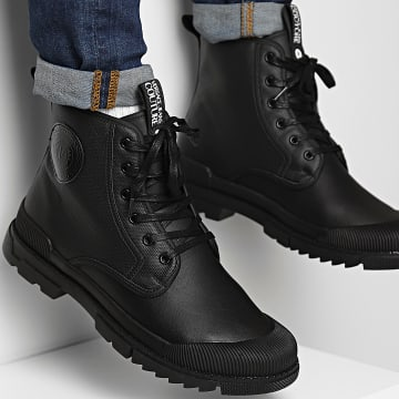 Versace Jeans Couture - Boots Fondo Magnetar 71YA3S02 Black