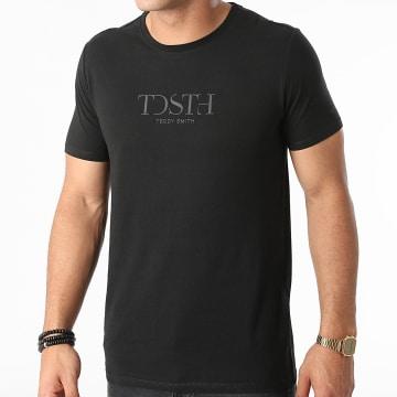 Teddy Smith - Tee Shirt Gabriel Noir