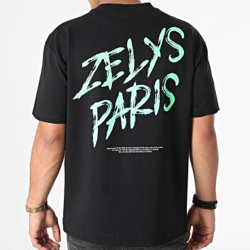 Zelys Paris - Tee Shirt Otravel Bleu Marine