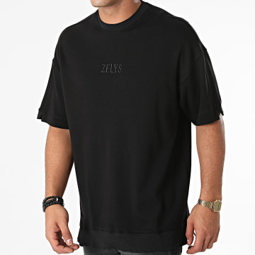 Zelys Paris - Tee Shirt Opamuk Noir