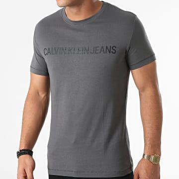 Calvin Klein - Tee Shirt 7856 Gris Anthracite