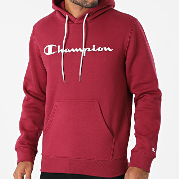 Champion - Sweat Capuche 214743 Bordeaux