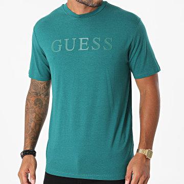 Guess - Tee Shirt U1YA00-JR06K Vert