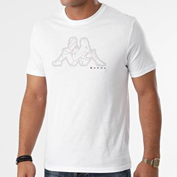 Kappa - Tee Shirt Logo Cady 311C4JW Blanc