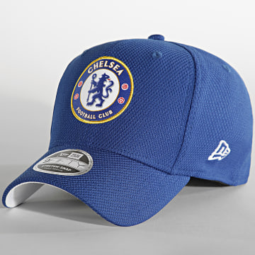 New Era - Casquette 9Fifty Stretch Snap Chelsea FC Bleu Roi
