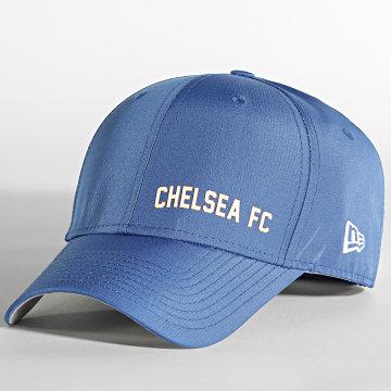 New Era - Casquette Ripstop Flawless Chelsea FC Bleu