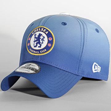 New Era - Casquette 9Forty Fade Chelsea FC Bleu Dégradé