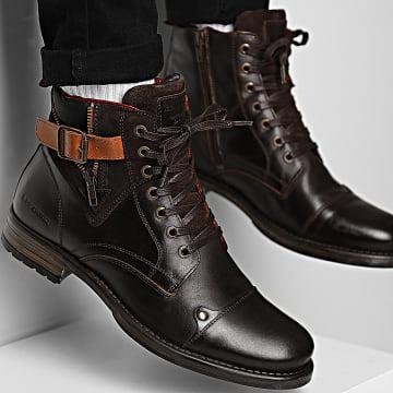 Redskins - Boots Yero LD681XC Marron Cognac