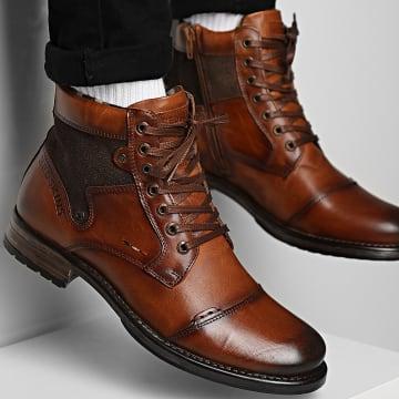 Redskins - Boots Narchi LS75147 Cognac