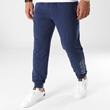 BOSS - Pantalon Jogging 50460267 Bleu Marine